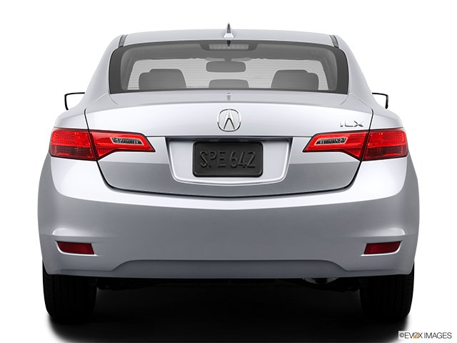Acura ILX 2013: Quoi demander de plus? - Berline 4 portes Hybride - Arrière (Evox)