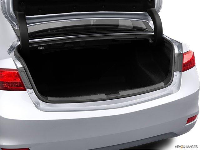 Acura ILX 2013: Quoi demander de plus? - Berline 4 portes Hybride - Coffre (Evox)