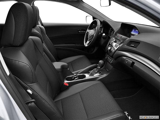 Acura ILX 2013: Quoi demander de plus? - Berline 4 portes Hybride - Siège du passenger (Evox)