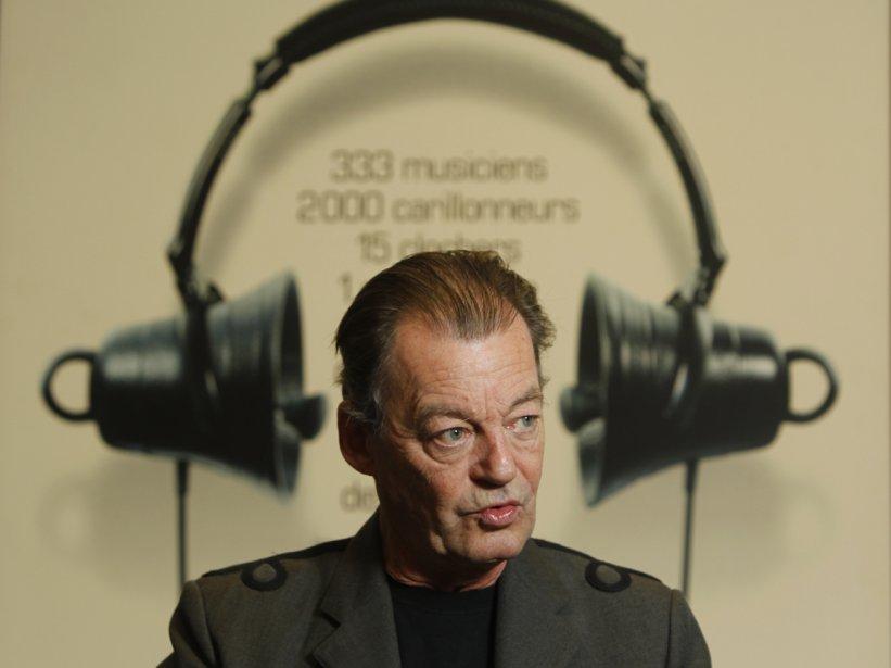 Le chef d'orchestre et compositeur Walter Boudreau | 11 janvier 2013