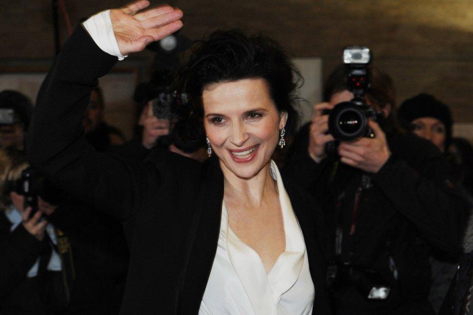 Juliette Binoche... (PHOTO ANGELIKA WARMUTH, AGENCE FRANCE-PRESSE)