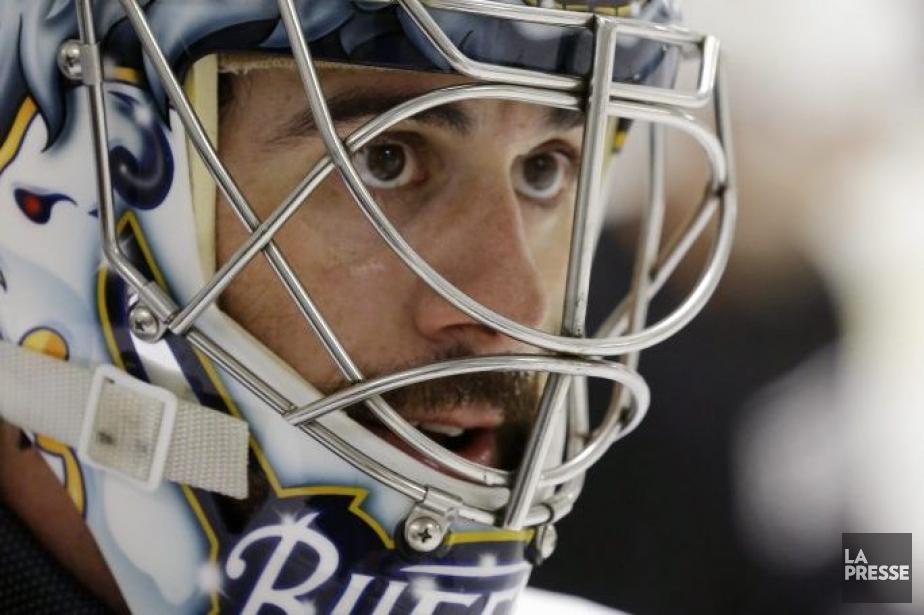 Ryan Miller... (Photo David Duprey, Associated Press)