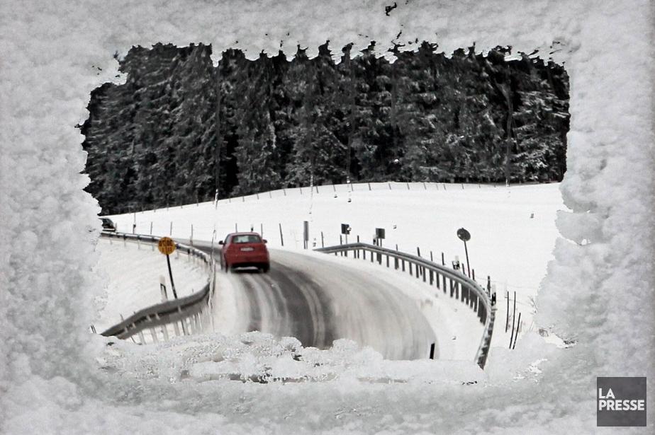 Des voitures circulent dans le sud de l'Allemagne.... (Photo: archives AFP)