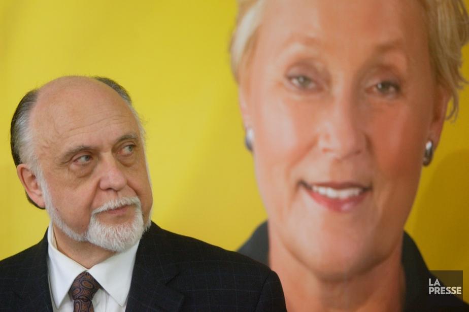 Gilbert Paquette aété candidat à la direction du... (PHOTO ARCHIVES LA PRESSE)