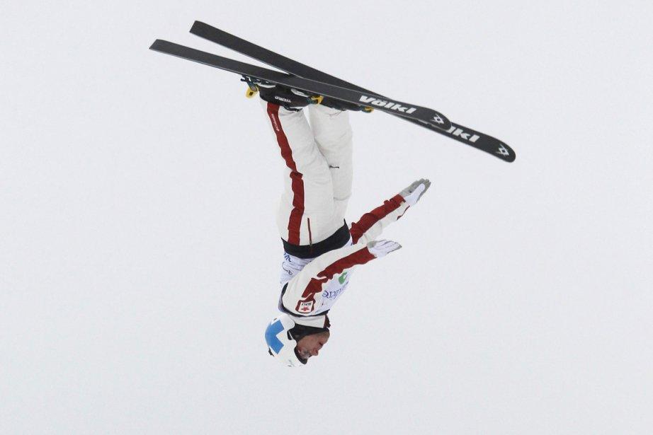 Le skieur acrobatique Olivier Rochon s'est déchiré le... (Photo Christinne Muschi, archives Reuters)