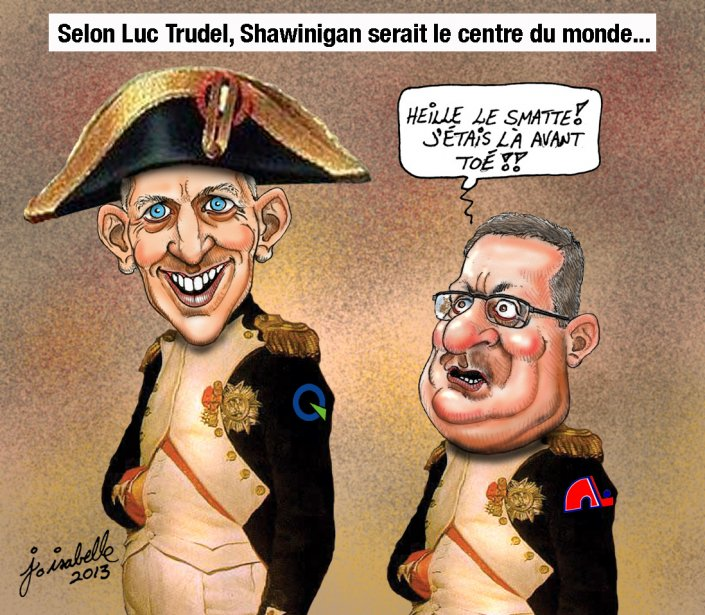 Caricature du 12 janvier | 14 janvier 2013