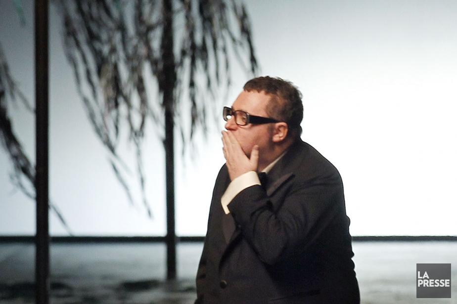 Le designer de mode Alber Elbaz.... (Photo : Relaxnews)