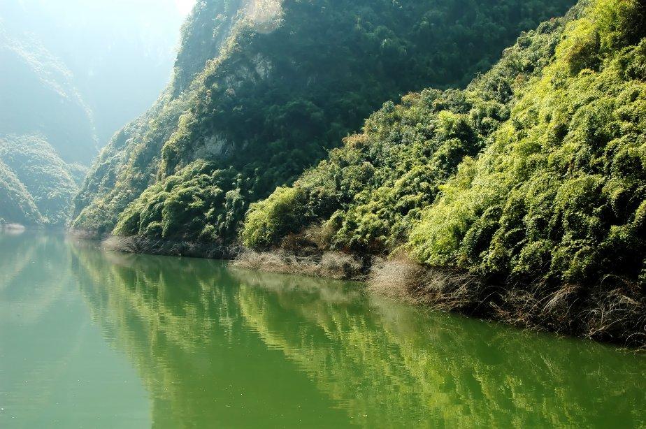 Le Yang-Tsé-Kiang en Chine. | 14 janvier 2013