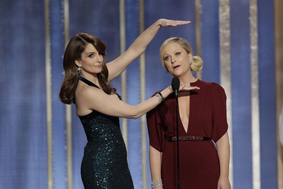 Pour animer la 70e soirée des Golden Globes, un tandem gagnant: Amy Poehler et Tina Fey, qui ont fait les beaux jours de «Saturday Night Live» et qui ont brillamment relevé le défi de dérider le gratin réuni au Beverly Hilton Hotel hier. | 14 janvier 2013