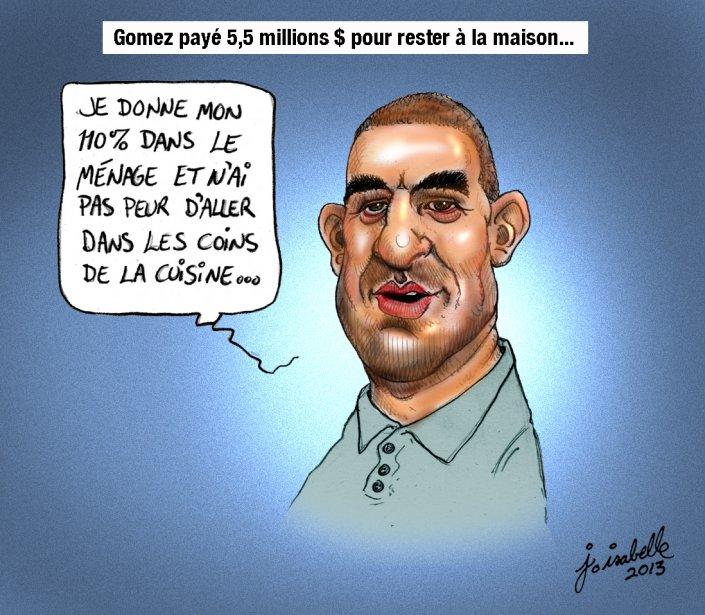 Caricature du 15 janvier | 15 janvier 2013