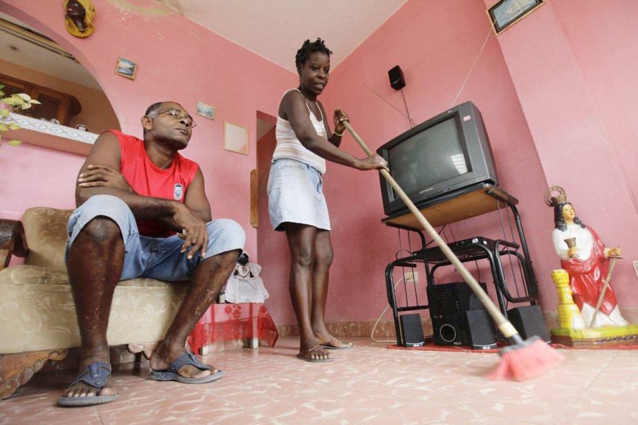 Les Havanais doivent composer aujourd'hui avec une nouvelle... (PHOTO DESMOND BOYLAN, ARCHIVES REUTERS)