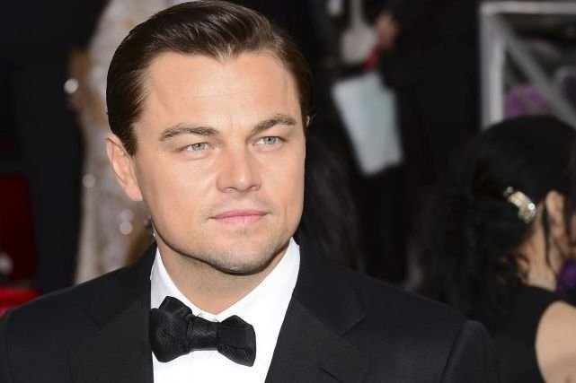 Leonardo DiCaprio aux Golden Globes.... (Photo: AFP)