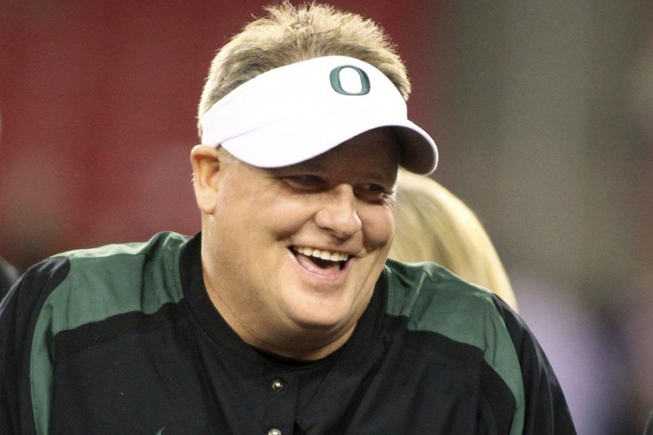 Chip Kelly... (Photo archives Reuters)