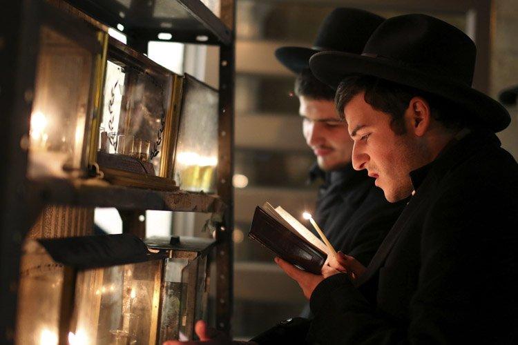 Les Juifs d'Europe trouvent leur origine dans un mélange... (Photo: Reuters)