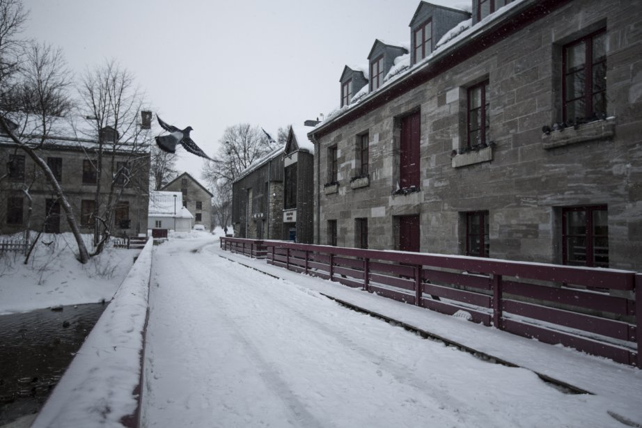 L'Île des Moulins (Photo: Olivier Pontbriand, La Presse)