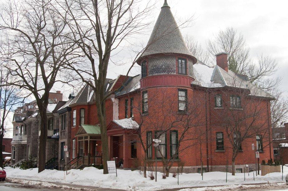 La maison se trouve près de la rue Sainte-Catherine, à... | 2013-01-17 00:00:00.000