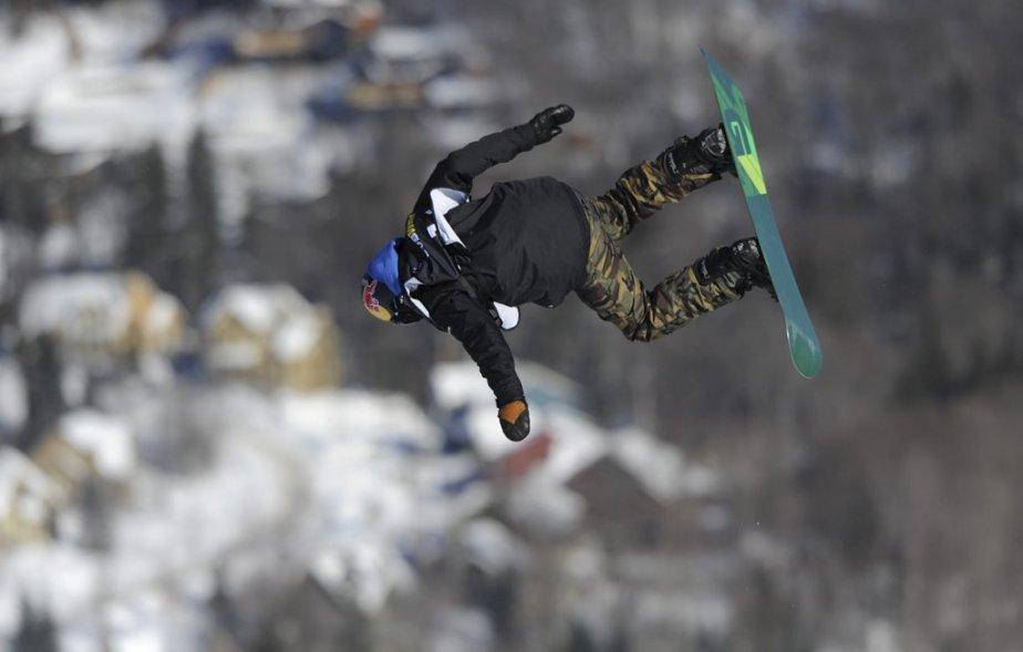 Les qualifications aux Championnats du monde de planche à neige ont eu lieu le 17 janvier pour les hommes à Stoneham. Mark McMorris, âgé de 19 ans, a amassé 83,66 points lors de sa première de deux descentes en «slopestyle». | 18 janvier 2013