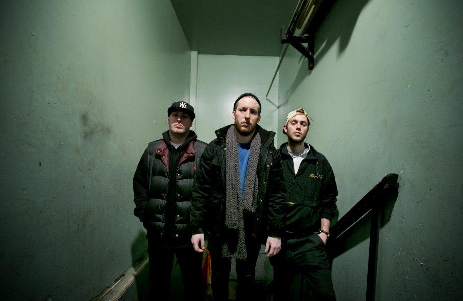 Le groupe Loud Lary Ajust en concert à Montréal (Marco Campanozzi, La Presse)