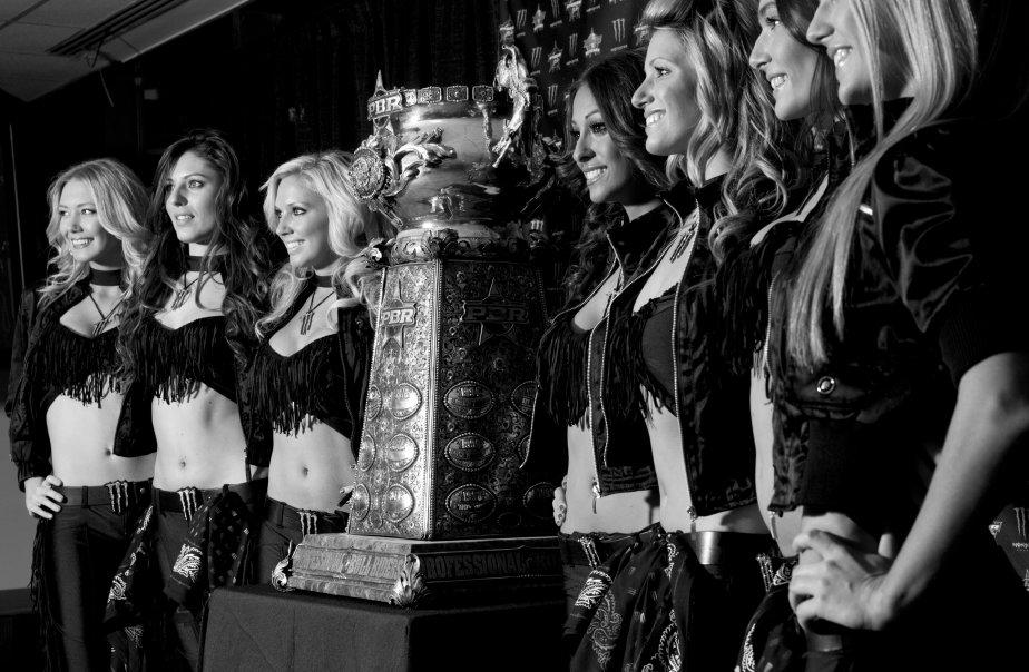 Le trophée. | 18 janvier 2013