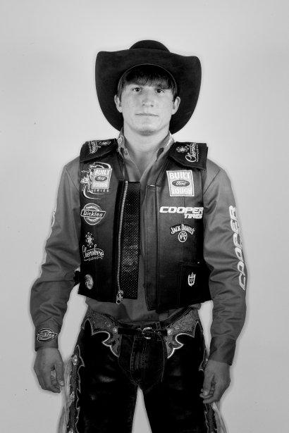 Ryan Dirteater, de Hulpert, en Oklahoma. | 18 janvier 2013