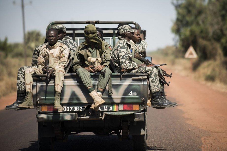 On s'attend à ce que l'offensive conjointe des... (Photo : Fred Dufour, AFP)