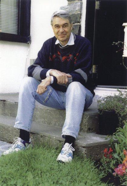 Richard Garneau, en 1995. | 20 janvier 2013