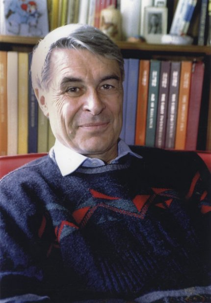 Richard Garneau, en 1996. | 20 janvier 2013