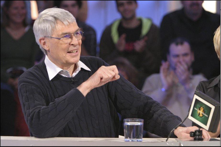 Richard Garneau lors de son passage à l'émission «Tout le monde en parle», en 2006. | 20 janvier 2013