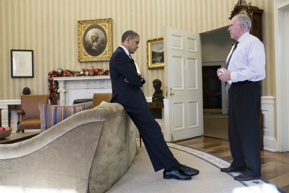 Rencontre avec le conseiller John Brennan suite à la tuerie de Sandy Hook au Connecticut | 21 janvier 2013