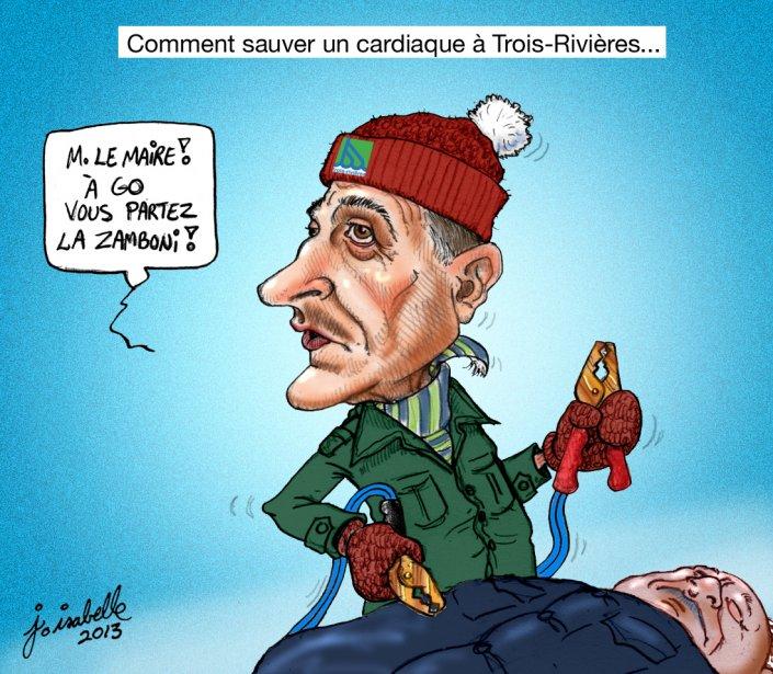 Caricature du 17 janvier | 21 janvier 2013