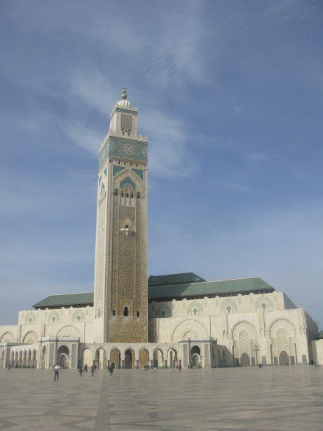 Casablanca au Maroc. | 21 janvier 2013