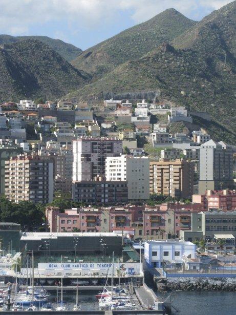 Tenerife dans les Canaries. | 21 janvier 2013