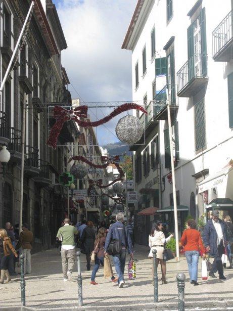Madère (une région autonome du Portugal). | 21 janvier 2013