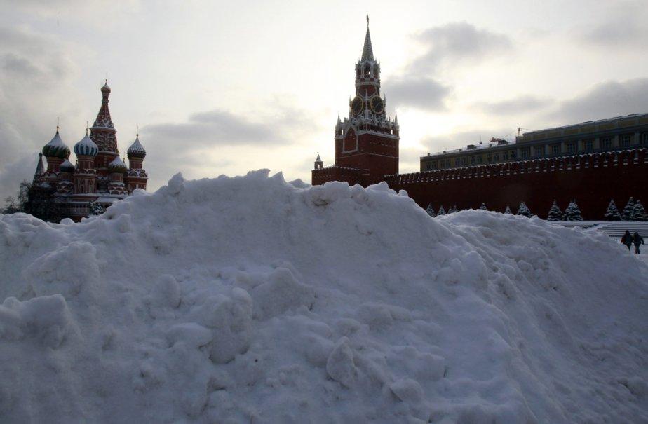Moscou, Russie | 21 janvier 2013