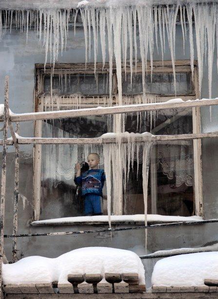 Minsk, Biélorussie | 21 janvier 2013
