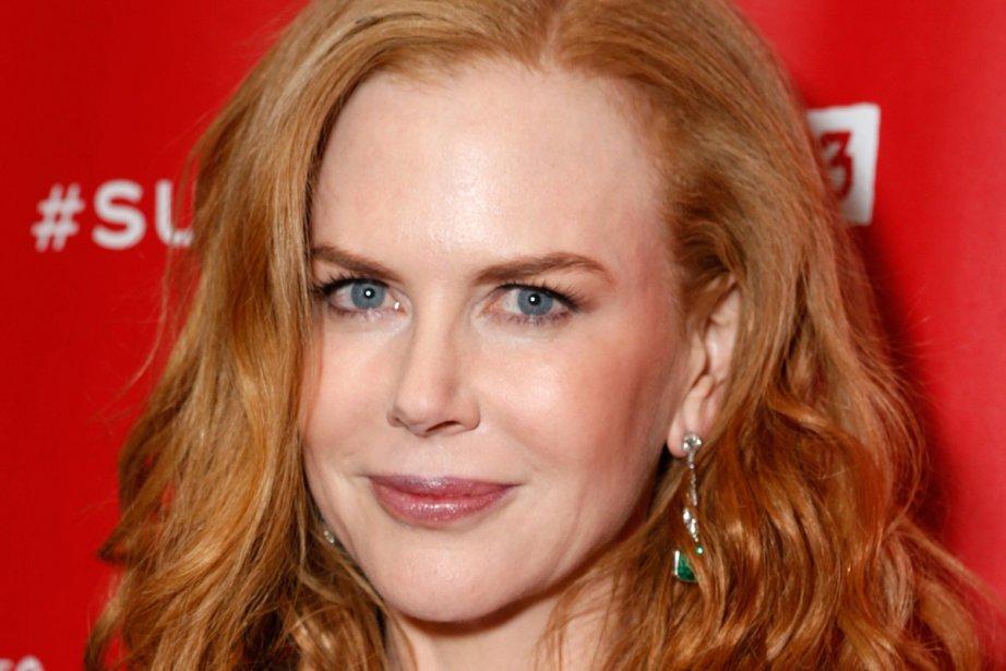 Nicole Kidman à la première du film The Stoker présenté à Sundance. | 21 janvier 2013