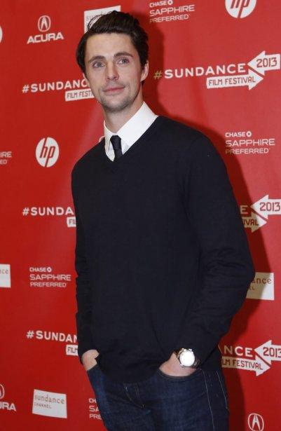 Matthew Goode à la première de The Stoker | 21 janvier 2013