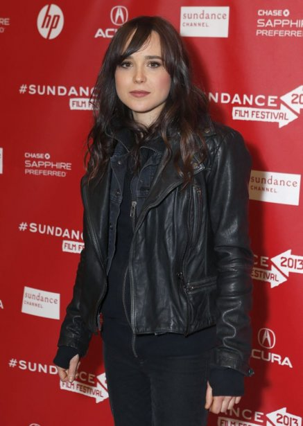 Ellen Page à la première de The East | 21 janvier 2013