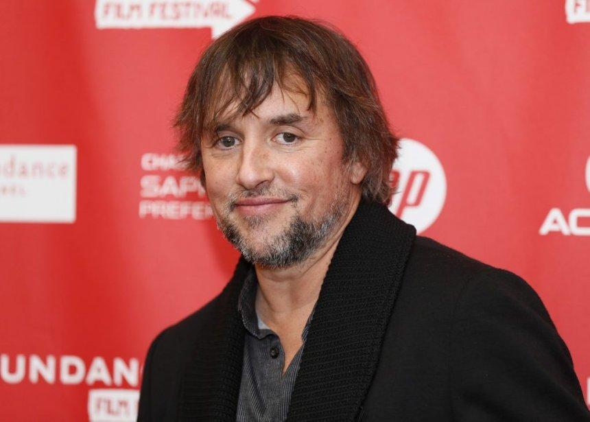 Le réalisateur, scénariste et producteur Richard Linklater à la première de Before Midnight | 21 janvier 2013