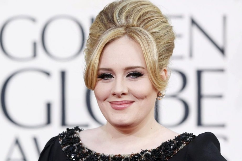 Adele... (Photo: Reuters)