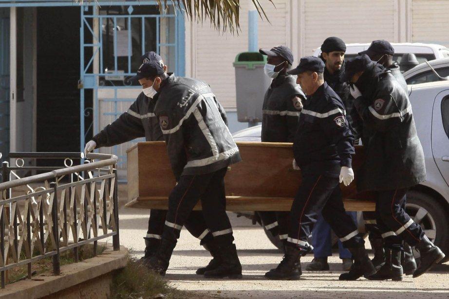 Le dernier bilan de la prise d'otages d'In... (Photo: Ramzi Boudina, Reuters)