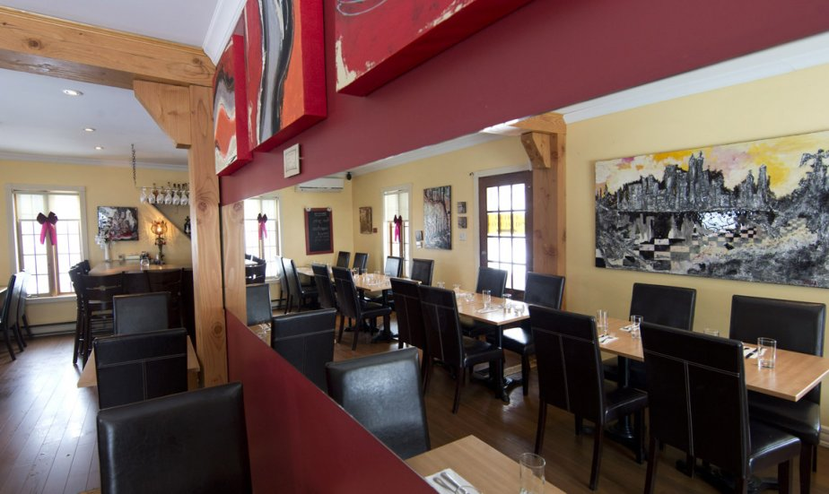 Le restaurant Les David et Goliath | 23 janvier 2013