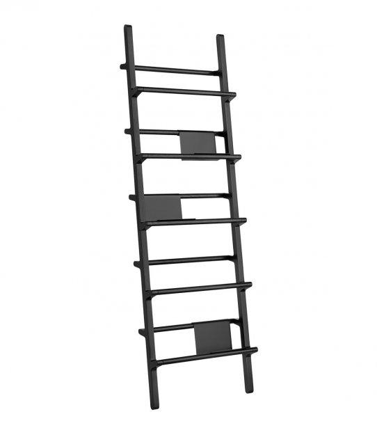 À l'image d'une échelle de la connaissance, la bibliothèque minimaliste Verso Shelf de One Nordic a été conçue par le designer finlandais Mikko Halonen. | 23 janvier 2013
