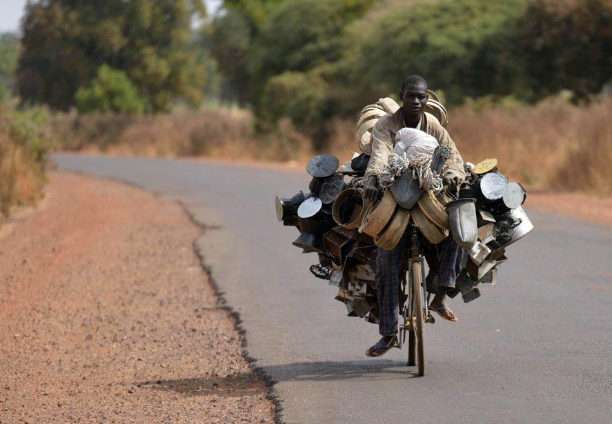 Sur la route de Segou | 23 janvier 2013