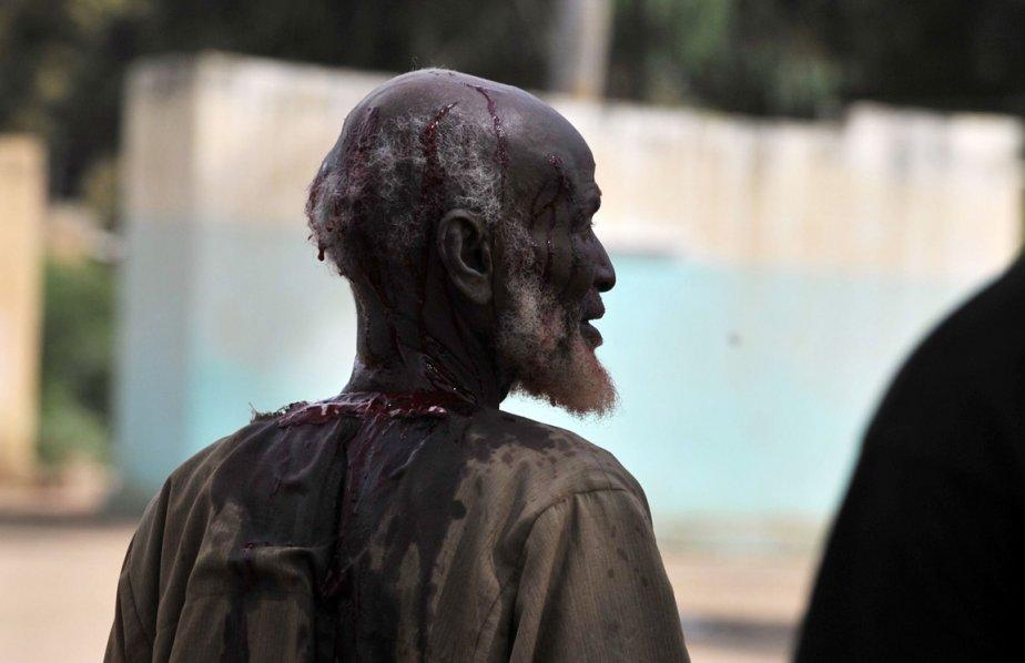 Cet homme, soupçonné de collaboration avec des islamistes est libéré à Diabaly. | 23 janvier 2013