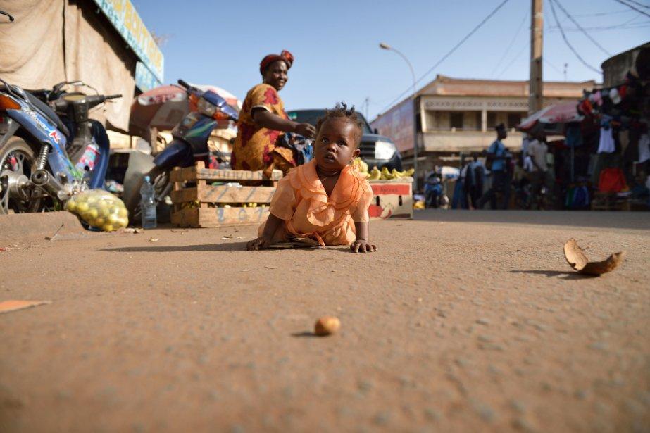 Un bébé à Bamako | 23 janvier 2013