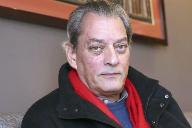 L'auteur Paul Auster, 66 ans.... (Photo: AFP)