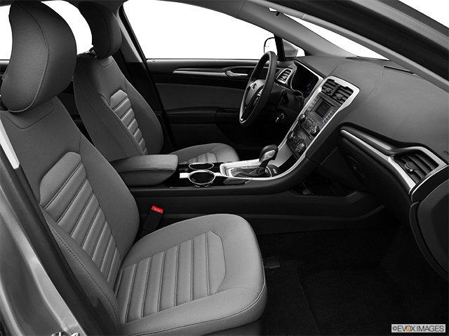 Ford - Fusion 2013: de classe mondiale - Berline 4 portes SE traction intégrale - Siège du passenger (Evox)