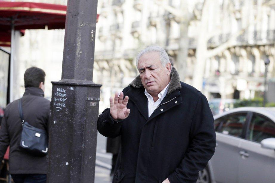 L'ancien grand patron du FMI, Dominique Strauss-Kahn, semble... (PHOTO KENZO TRIBOUILLARD, ARCHIVES AFP)