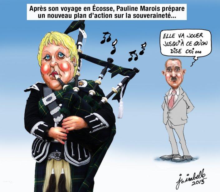 Caricature du 24 janvier | 24 janvier 2013